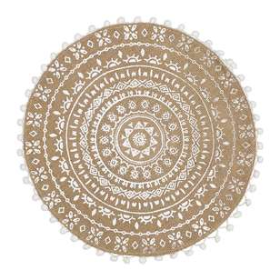 Ombre Home Boho Bloom Mandala Placemat