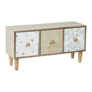 Ombre Home Beautiful Blossom Set of 3 Drawers