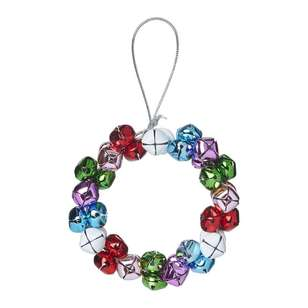 Jolly & Joy Decorate Festive Pop Mini Bell Wreath