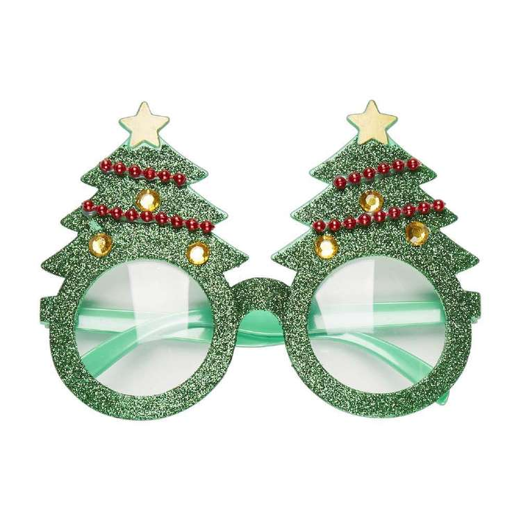 Jolly & Joy Celebrate Tree Novelty Glasses