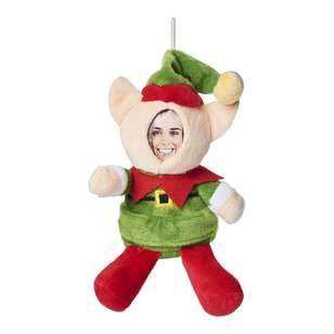 Jolly & Joy Decorate Plush Photo Insert Elf
