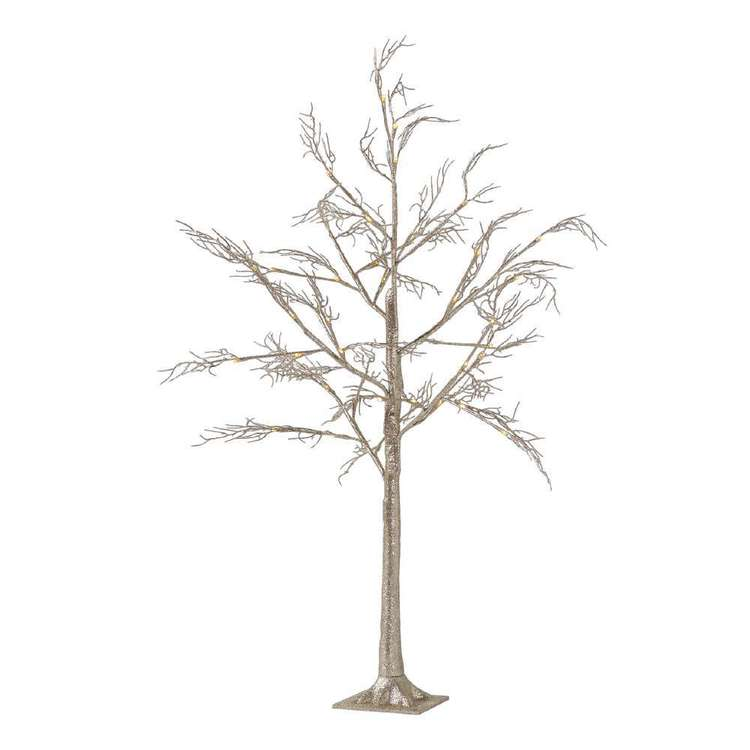 Jolly & Joy Decorate 120 cm Glitter Twig Tree