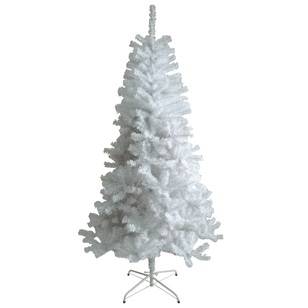 Jolly & Joy Decorate 780 Tip PVC White Pine Christmas Tree