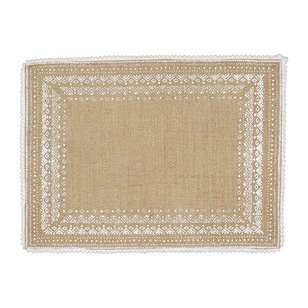 Ombre Home Beautiful Blossom Linen Placemat