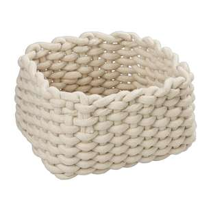 Ombre Home Beautiful Blossom Rope Basket