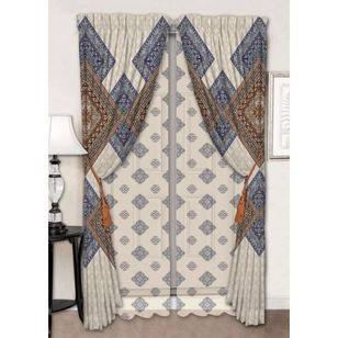 Favorita Moroc Pinch Pleat Curtain