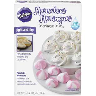 Wilton Marvellous Meringue Mix