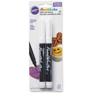Wilton Edible Colour Markers 2 Pack