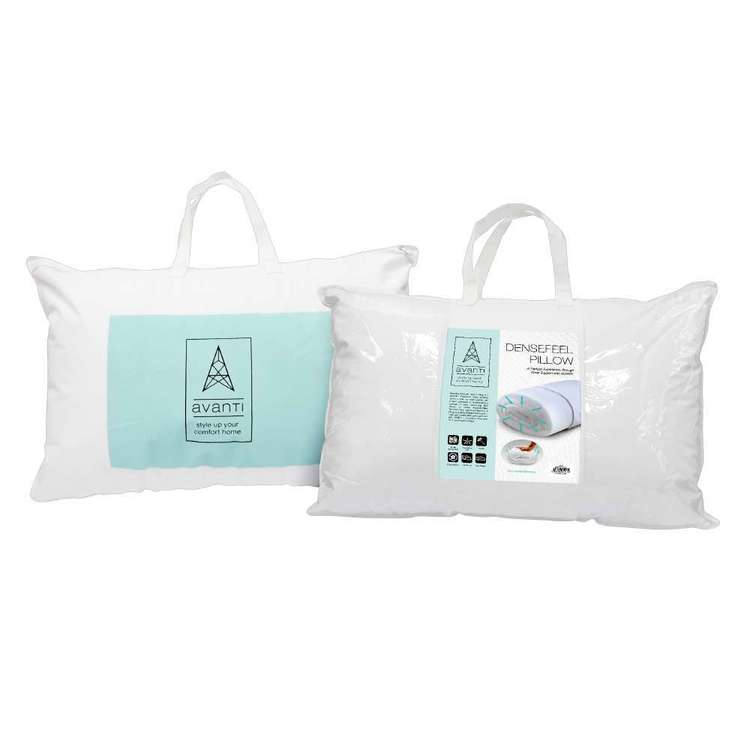 Avanti Densefeel Pillow White