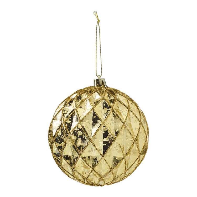 Jolly & Joy Decorate Glam Luxe Mercury Bauble # 1
