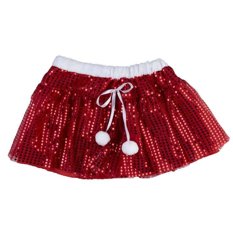 Jolly & Joy Celebrate Adult Santa Tutu
