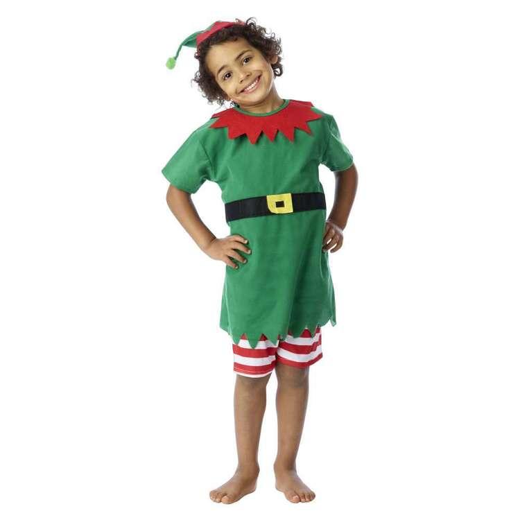 Jolly & Joy Celebrate Kids Elf Costume