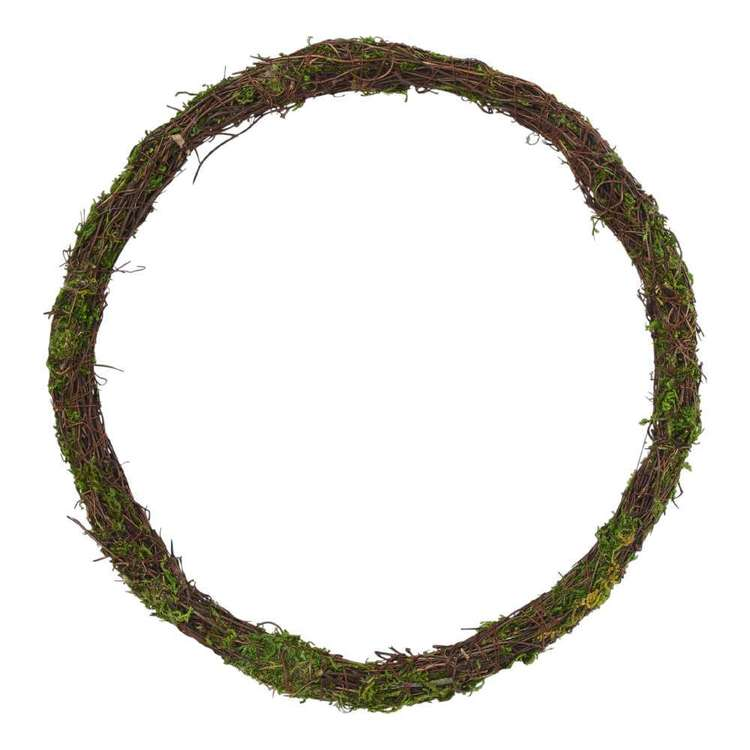 Moss 25 cm Wreath