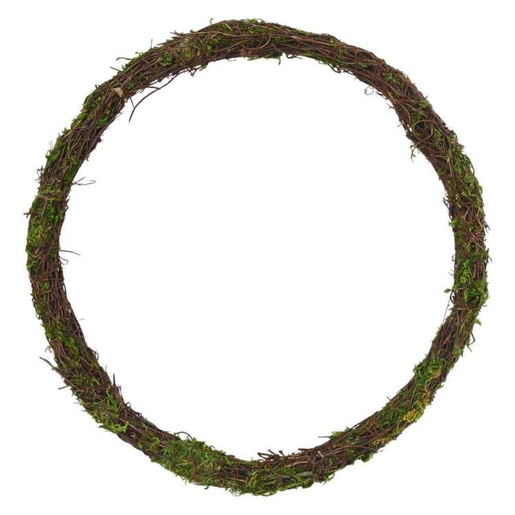 Moss 30 cm Wreath