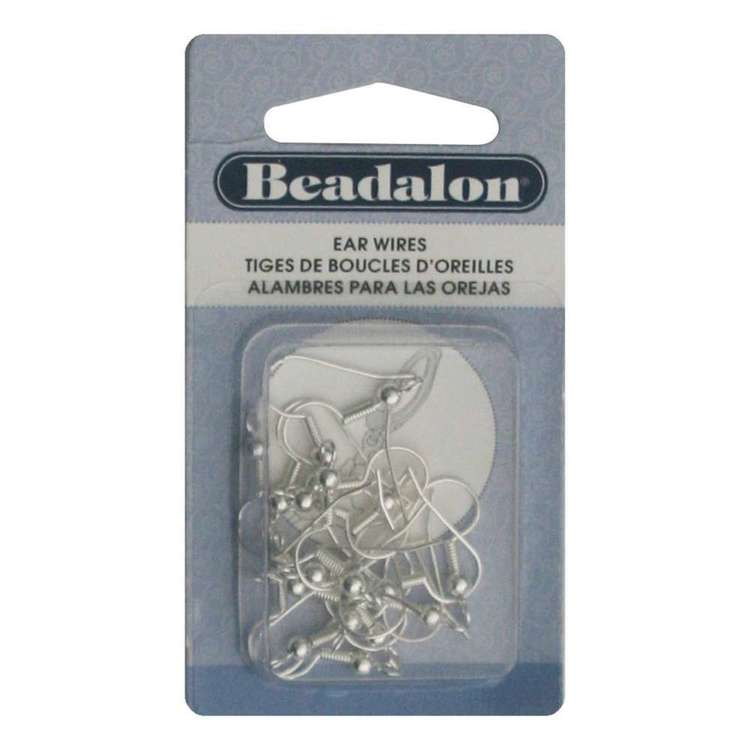 Beadalon Earring Findings 20 Pack