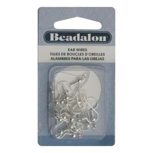 Beadalon Earring Findings 20 Pack