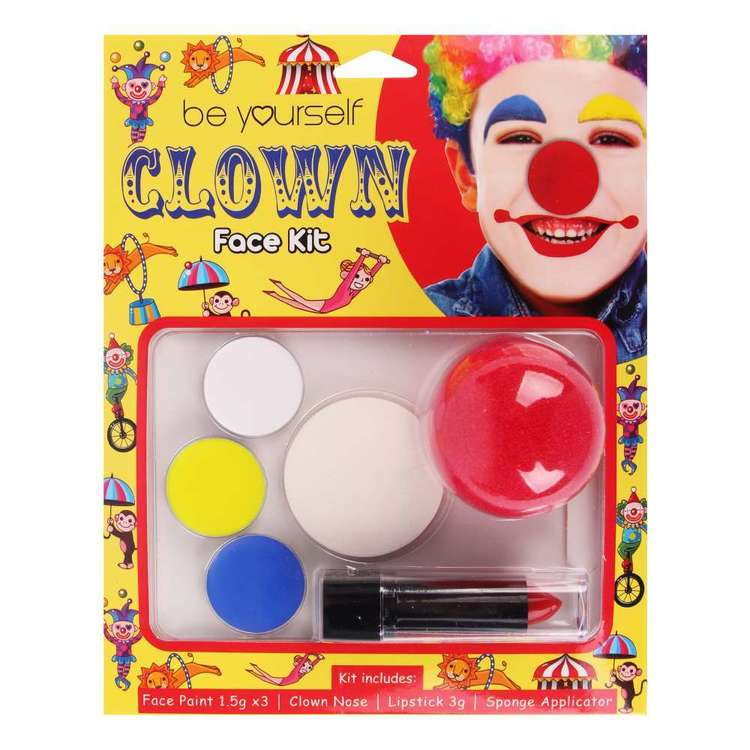 BYS Clown Face Kit