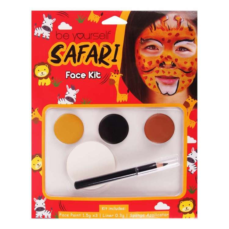 BYS Safari Face Kit
