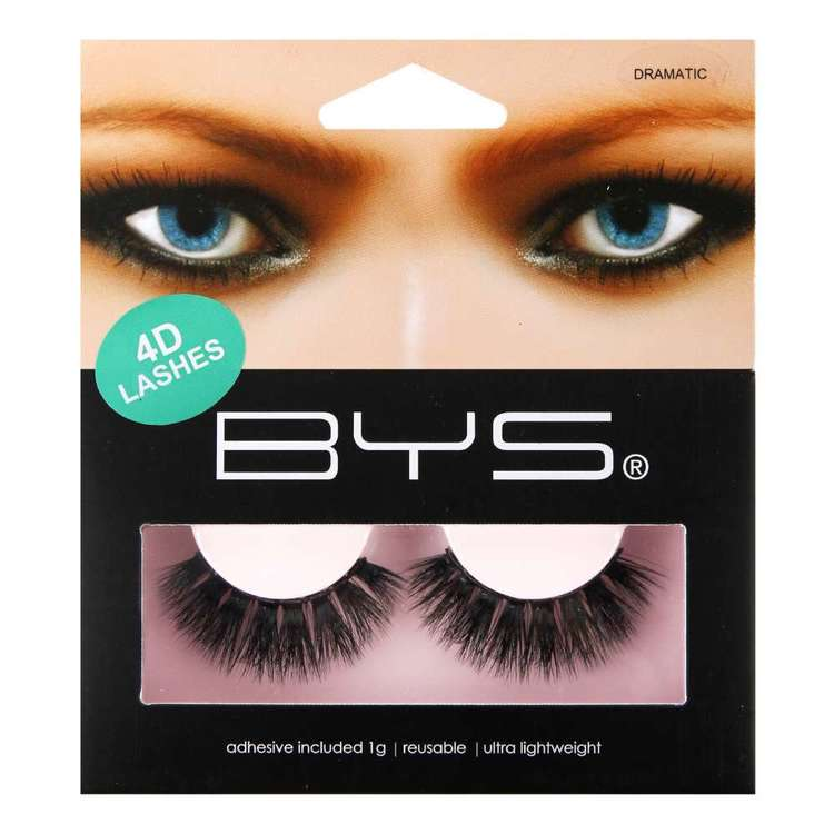 BYS Dramatic 64 4D Lashes