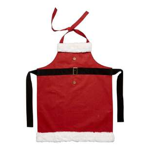 Bouclair Scandi Legend Santa Apron