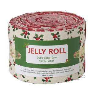 Scandi 20 Piece Jelly Roll Bundle