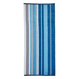 Canningvale Harbour Beach Towel