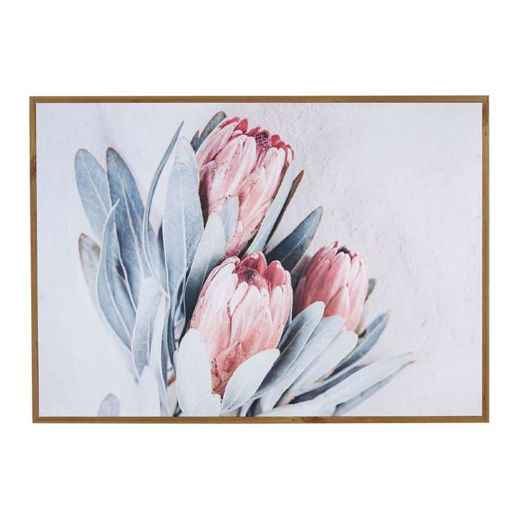 Cooper & Co Framed Flowers Art