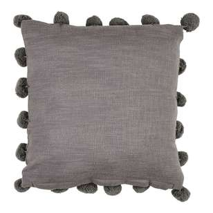 KOO Home Lindsie Pompom Cushion