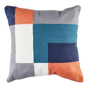 Koo Home Hera Patchwork Patterned Cushion