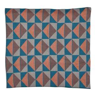 Koo Home Kiki Geometric Throw