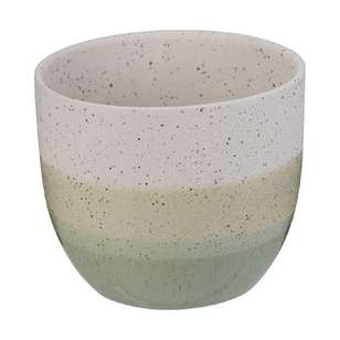Living Space Summer Life Ceramic Planter Pot