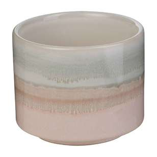 Living Space Summer Life Ombre Planter Pot