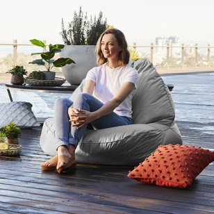 Living Space Lounger Outdoor Bean Bag Cover