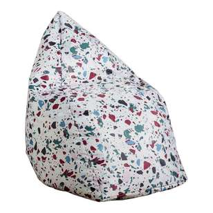 Living Space Global Artist Terrazzo Bean Bag Cover