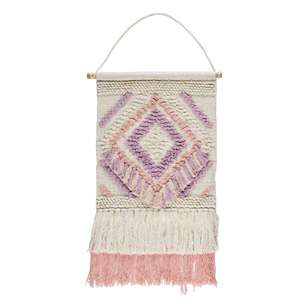 Living Space Summer Life Evelyn Macrame Wall Hanging