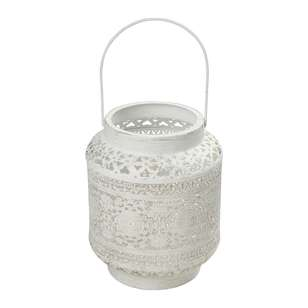 Ombre Home Beautiful Blossom MDF Lantern