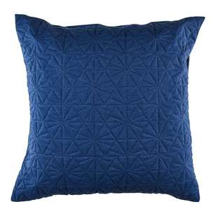 Living Space Lenox Jersey Quilted European Pillowcase