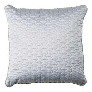 La Scala Scarlet Quilted Cushion