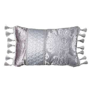 La Scala Scarlet Tassel Breakfast Cushion