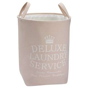 Bouclair Mystical Glitz Laundry Basket