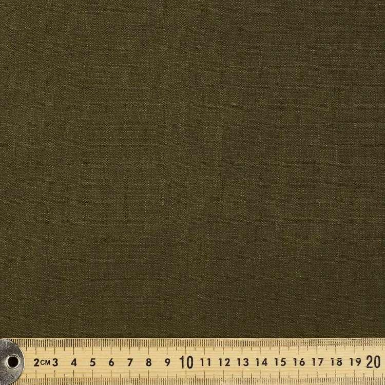 Plain Textured Lyocell & Linen Fabric