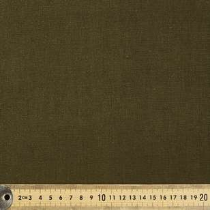 Plain Textured Lyocell & Linen Fabric