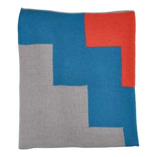 Koo Home Kalden Knit Acrylic Throw