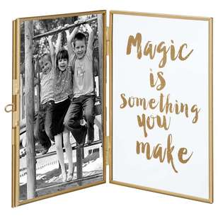 Bouclair Mystical Glitz Photo Frame