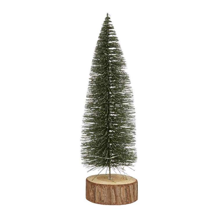 Living Space Decorative Christmas Tree With LED Lights