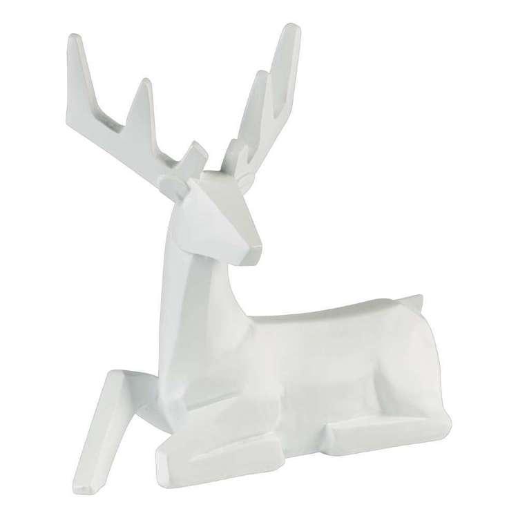 Living Space Xmas Deco Deer
