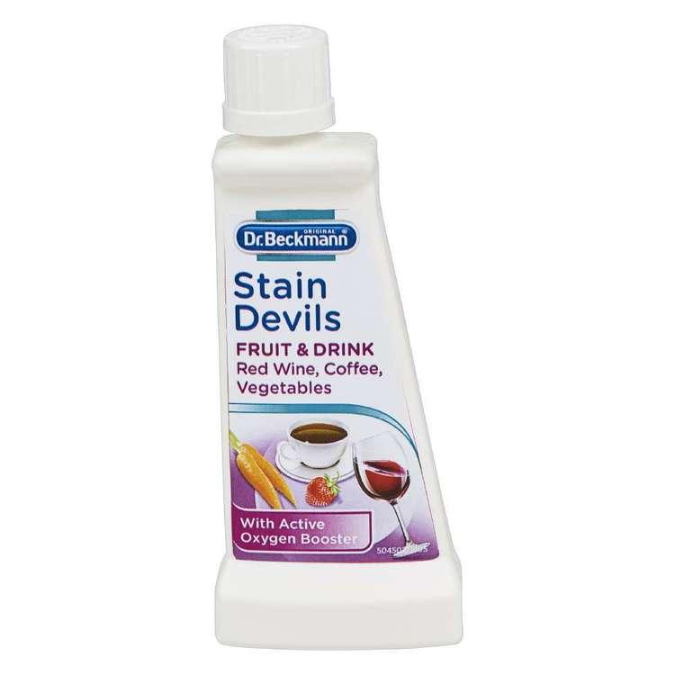 Dr Beckmann Stain Devils Fruit & Drink