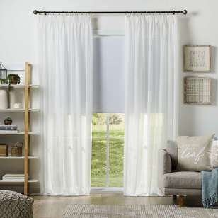 KOO Stella Pencil Pleat Curtains