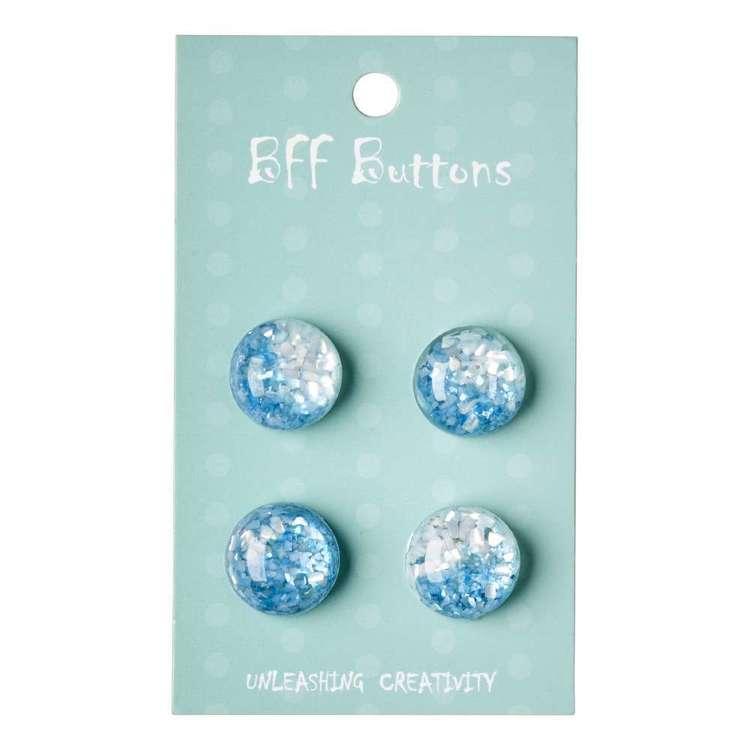 BFF Broken Shell Buttons