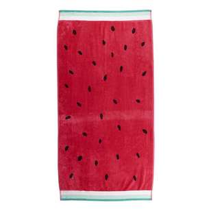Brampton House Watermelon Beach Towel